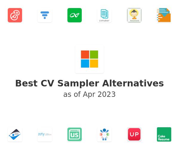 Best CV Sampler Alternatives