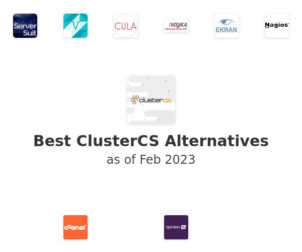 Best ClusterCS Alternatives
