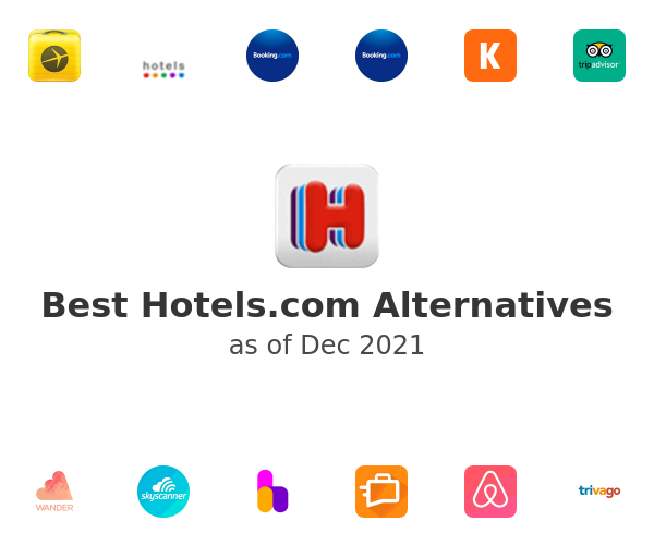 Best Hotels.com Alternatives