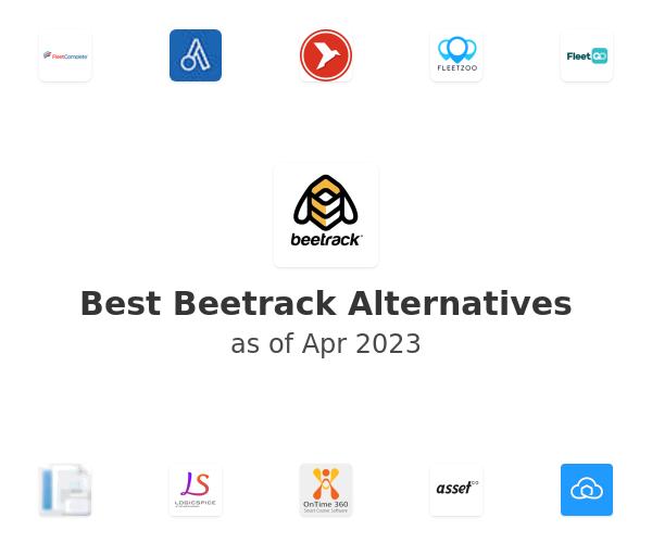 Best Beetrack Alternatives