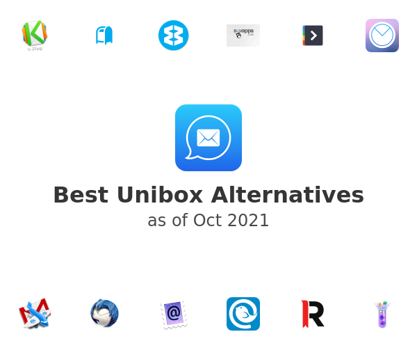 Best Unibox Alternatives