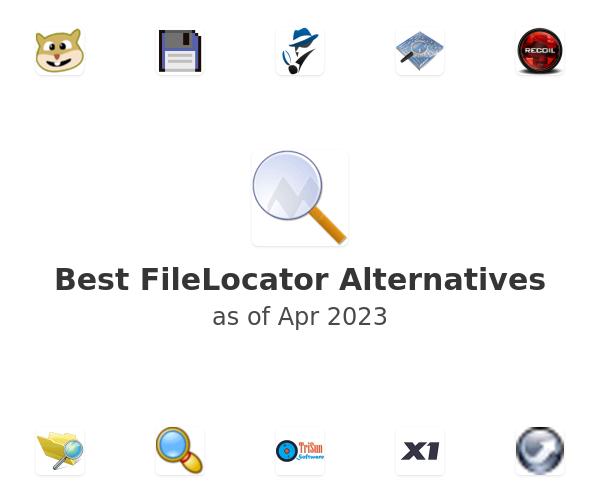 Best FileLocator Alternatives