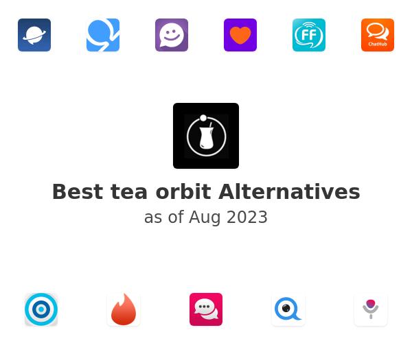 Best tea orbit Alternatives