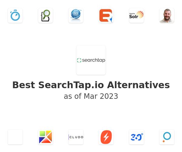 Best SearchTap.io Alternatives