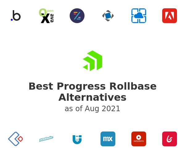 Best Progress Rollbase Alternatives