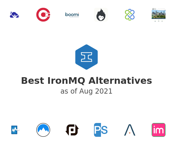 Best IronMQ Alternatives
