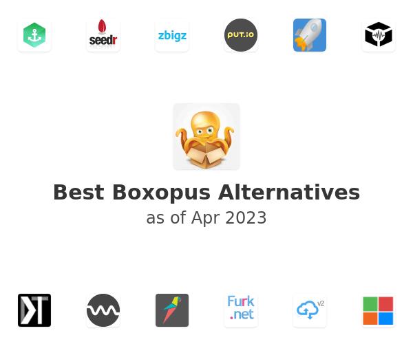 Best Boxopus Alternatives