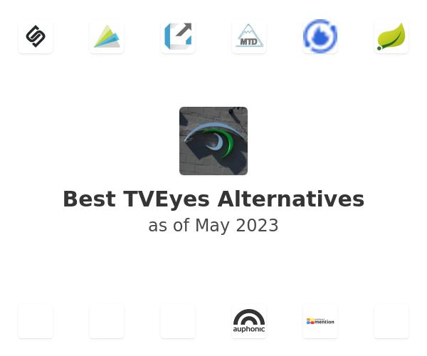 Best TVEyes Alternatives