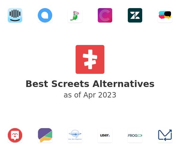 Best Screets Alternatives