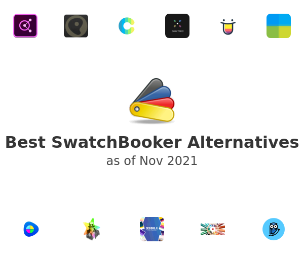 Best SwatchBooker Alternatives