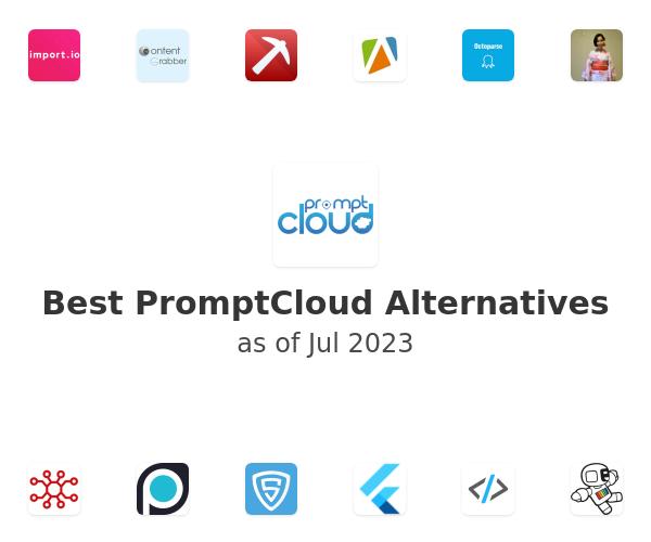 Best PromptCloud Alternatives