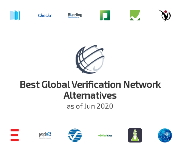 Best Global Verification Network Alternatives