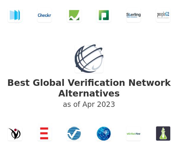 Best Global Verification Network Alternatives