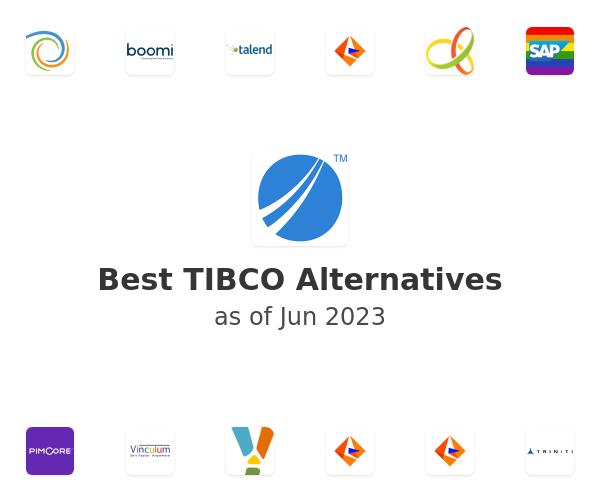Best TIBCO Alternatives