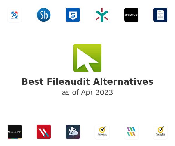 Best Fileaudit Alternatives