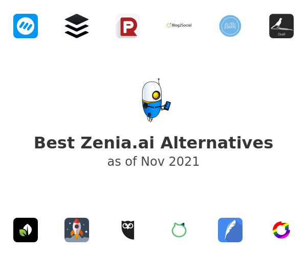 Best Zenia.ai Alternatives