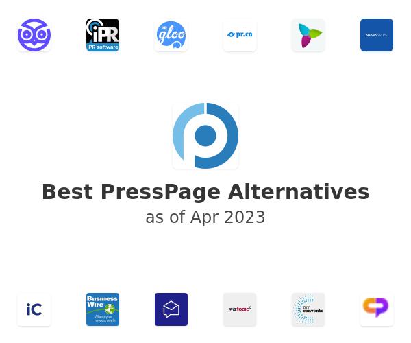 Best PressPage Alternatives