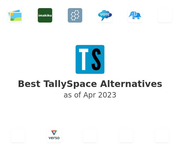 Best TallySpace Alternatives