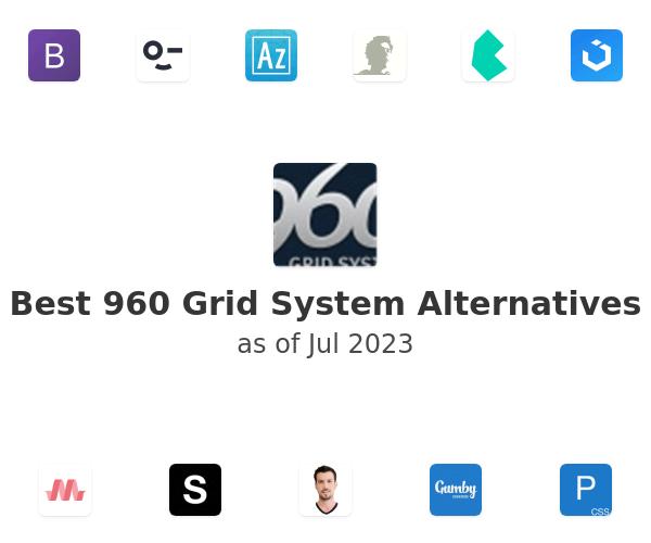 Best 960 Grid System Alternatives