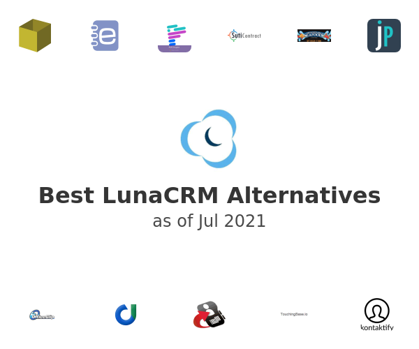 Best LunaCRM Alternatives
