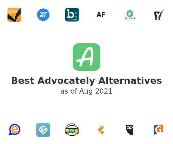 Best Advocately Alternatives
