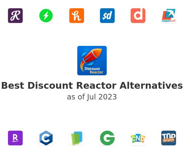 Best Discount Reactor Alternatives