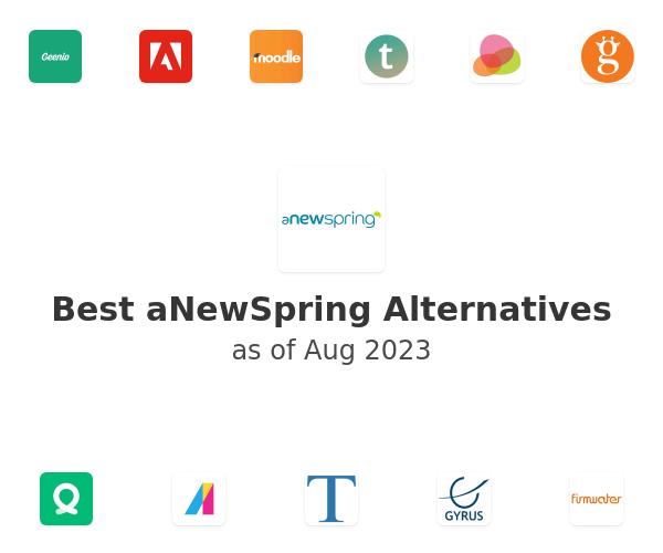 Best aNewSpring Alternatives