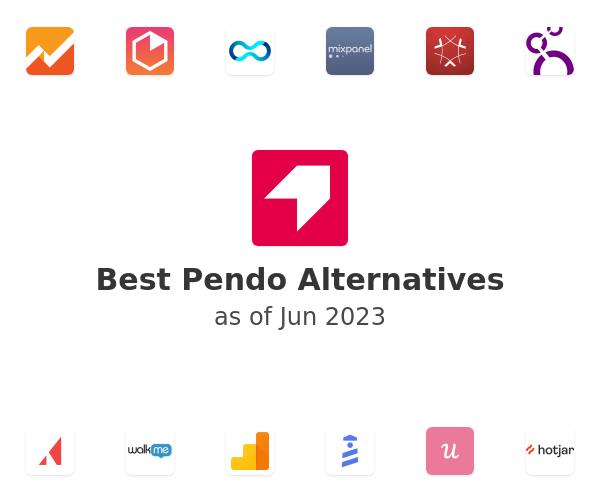 Best Pendo Alternatives