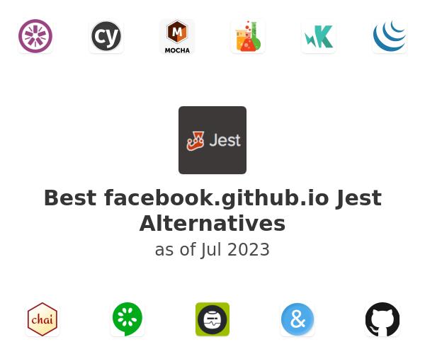 Best Jest Alternatives