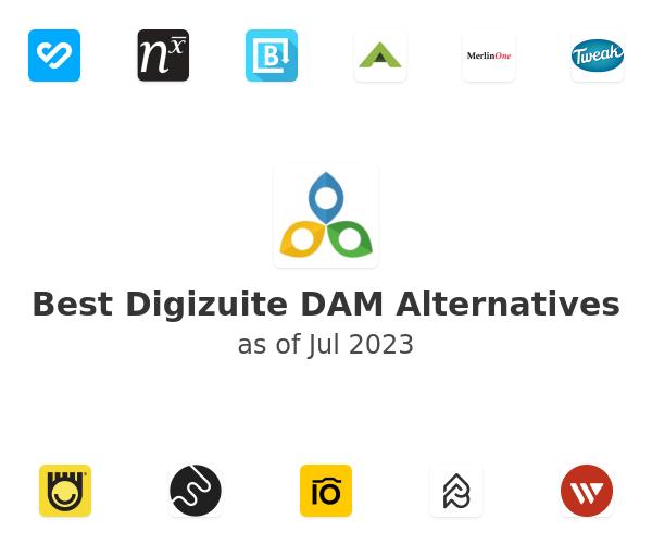 Best Digizuite DAM Alternatives