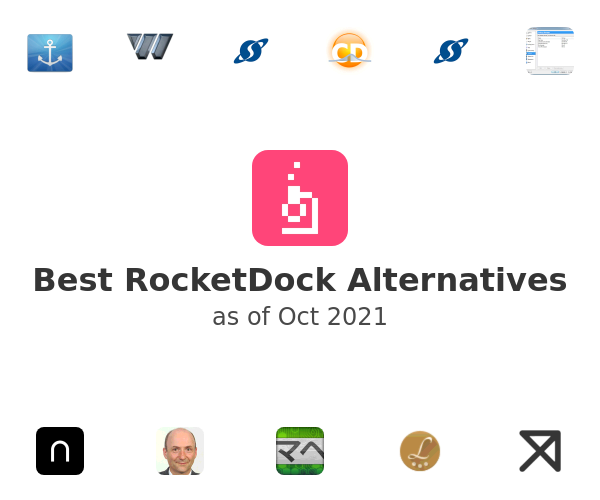 Best RocketDock Alternatives