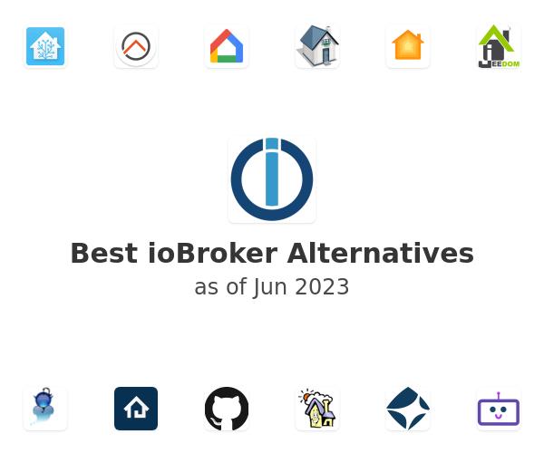 Best ioBroker Alternatives