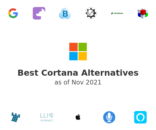 Best Cortana Alternatives