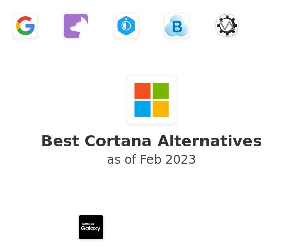 Best Cortana Alternatives