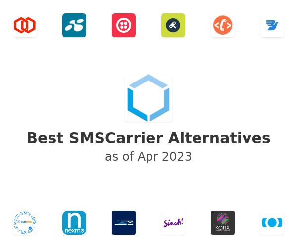 Best SMSCarrier Alternatives