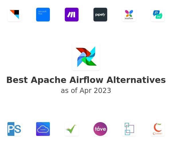 Best Apache Airflow Alternatives