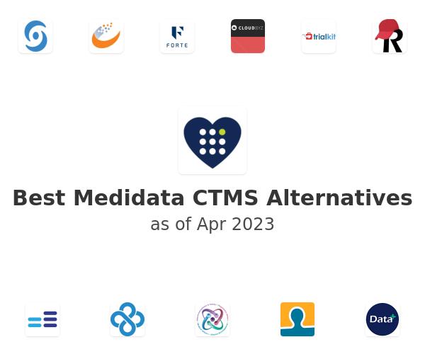 Best Medidata CTMS Alternatives