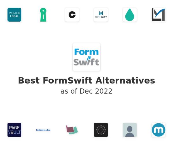 Best FormSwift Alternatives