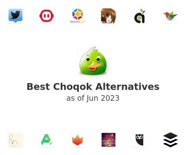 Best Choqok Alternatives