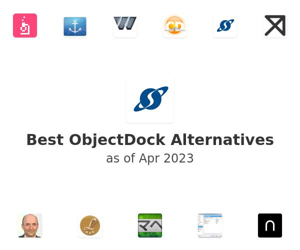 Best ObjectDock Alternatives