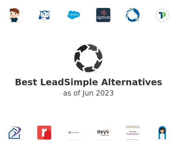 Best LeadSimple Alternatives
