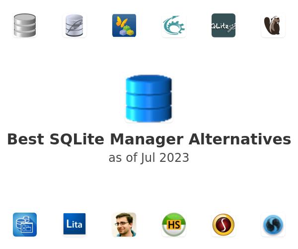 Best SQLite Manager Alternatives