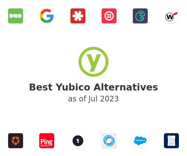 Best Yubico Alternatives