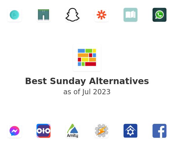 Best Sunday Alternatives