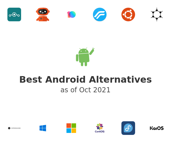 Best Android Alternatives