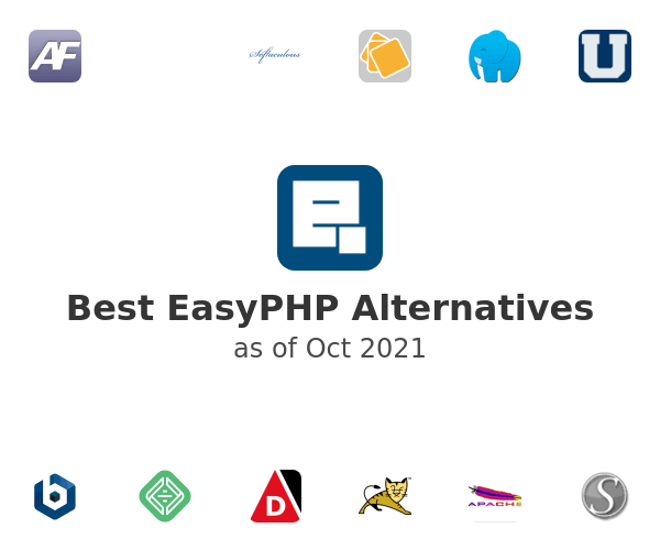 Best EasyPHP Alternatives
