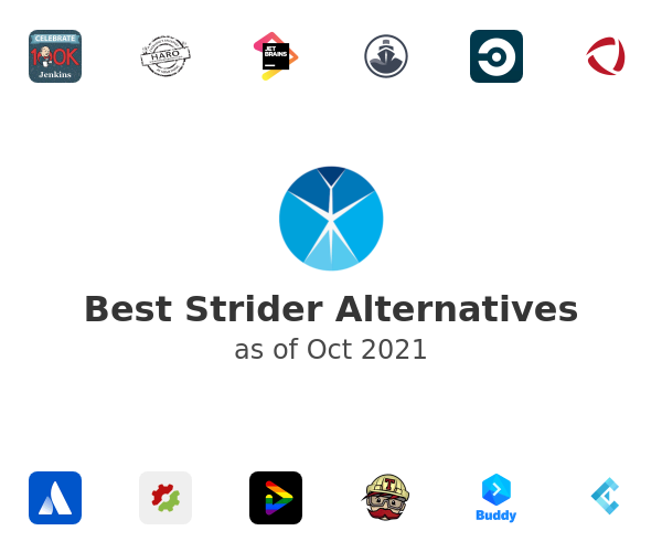 Best Strider Alternatives