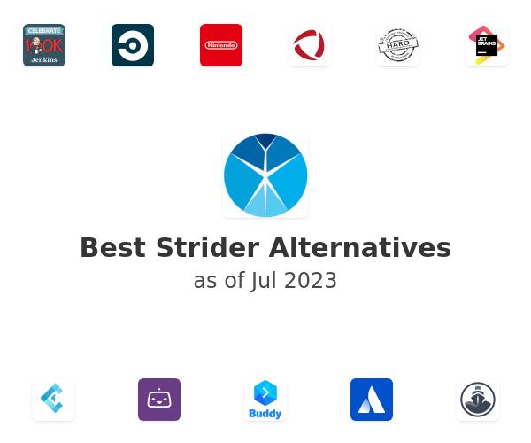 Best Strider Alternatives