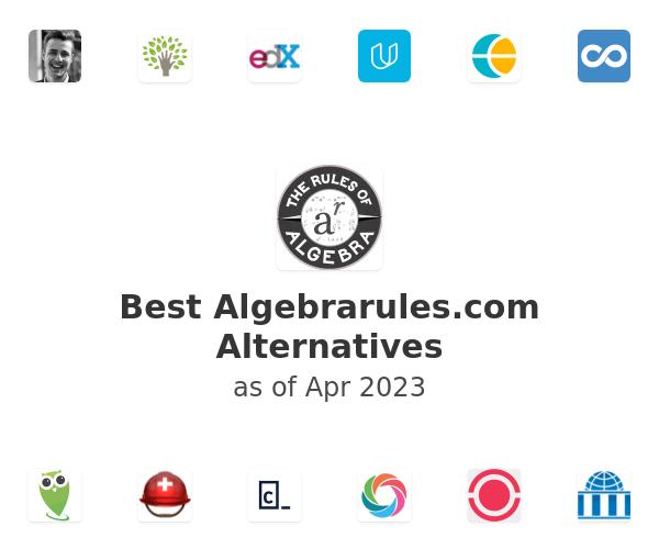 Best Algebrarules.com Alternatives