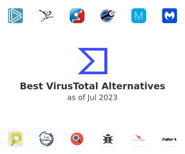 Best VirusTotal Alternatives